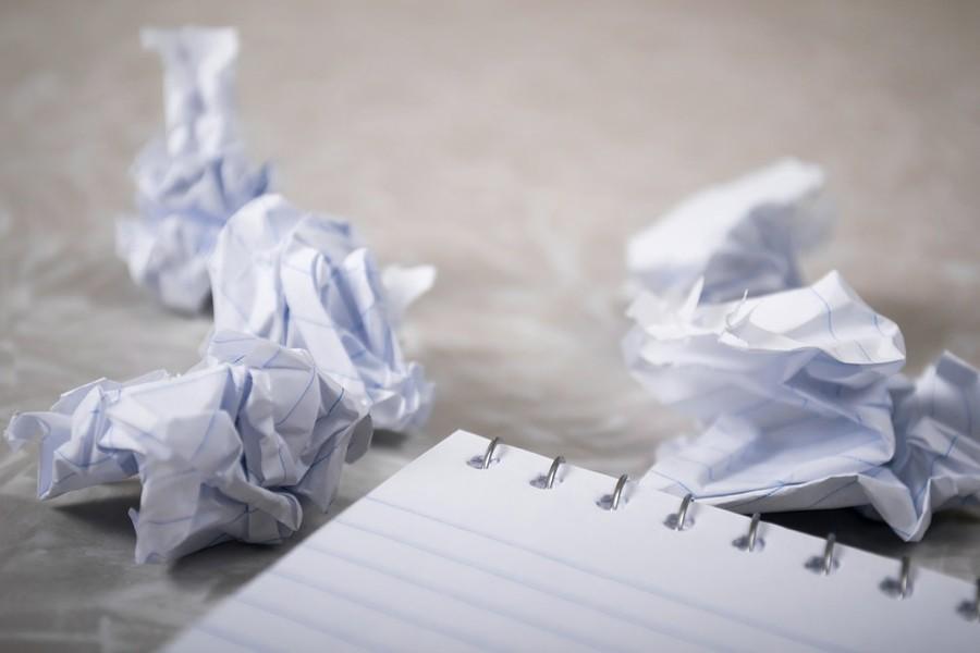 La difficoltà di scrivere
