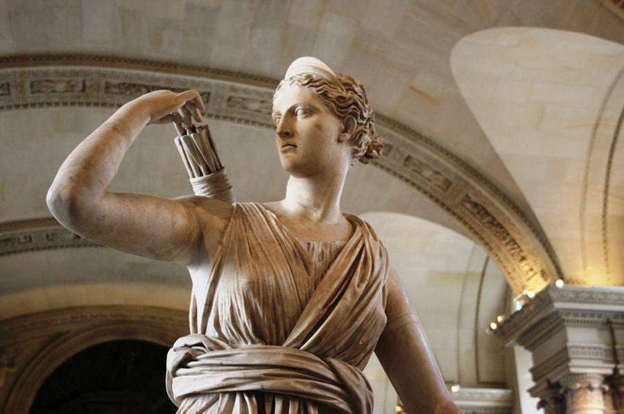 Alla scoperta dei nomi di dee, partendo da Diana