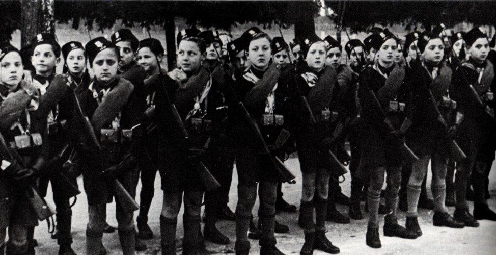 I Balilla fascisti