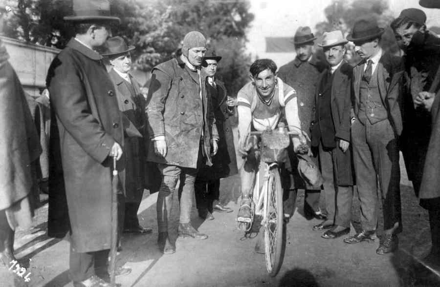 Costante Girardengo negli anni '20