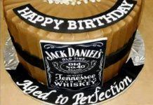Qualche buona idea per una torta di compleanno da uomo