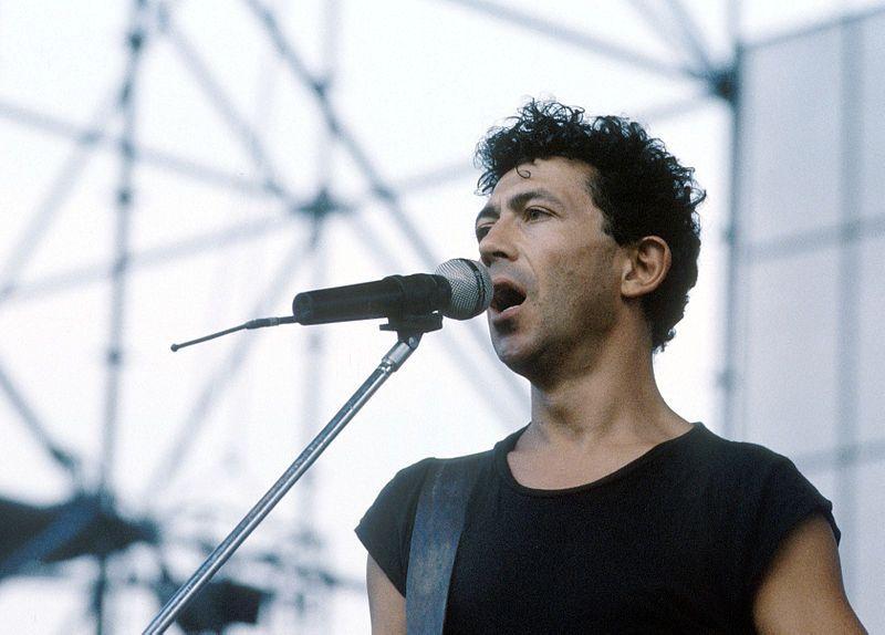 Edoardo Bennato nei primi anni '80