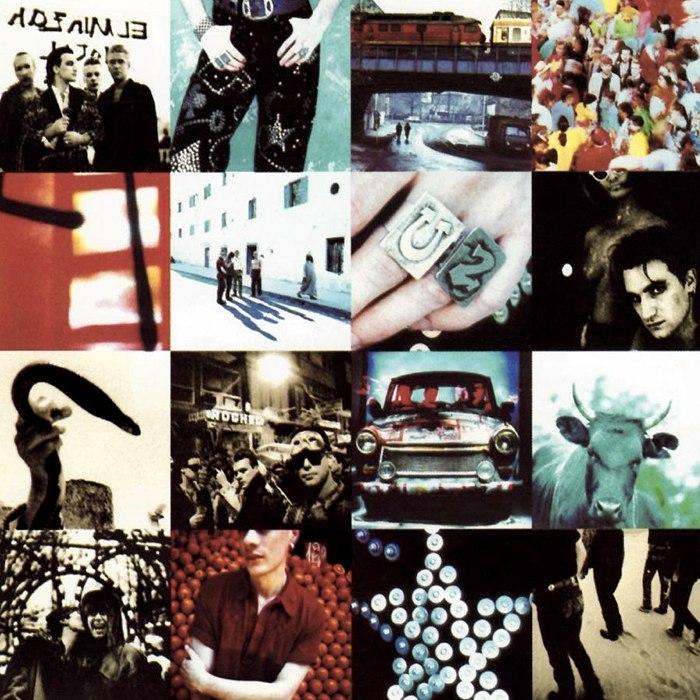 Achtung Baby degli U2
