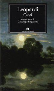 I Canti di Giacomo Leopardi