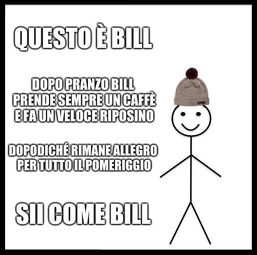 Questo è Bill