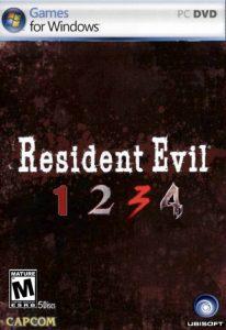 Una raccolta dei primi titoli di Resident Evil
