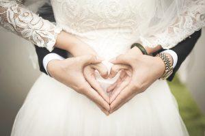 I cuori e gli sposi