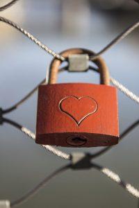 Il lucchetto d'amore