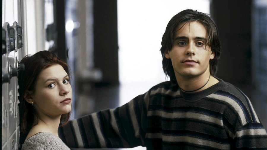 Claire Danes e Jared Leto in My So-Called Life
