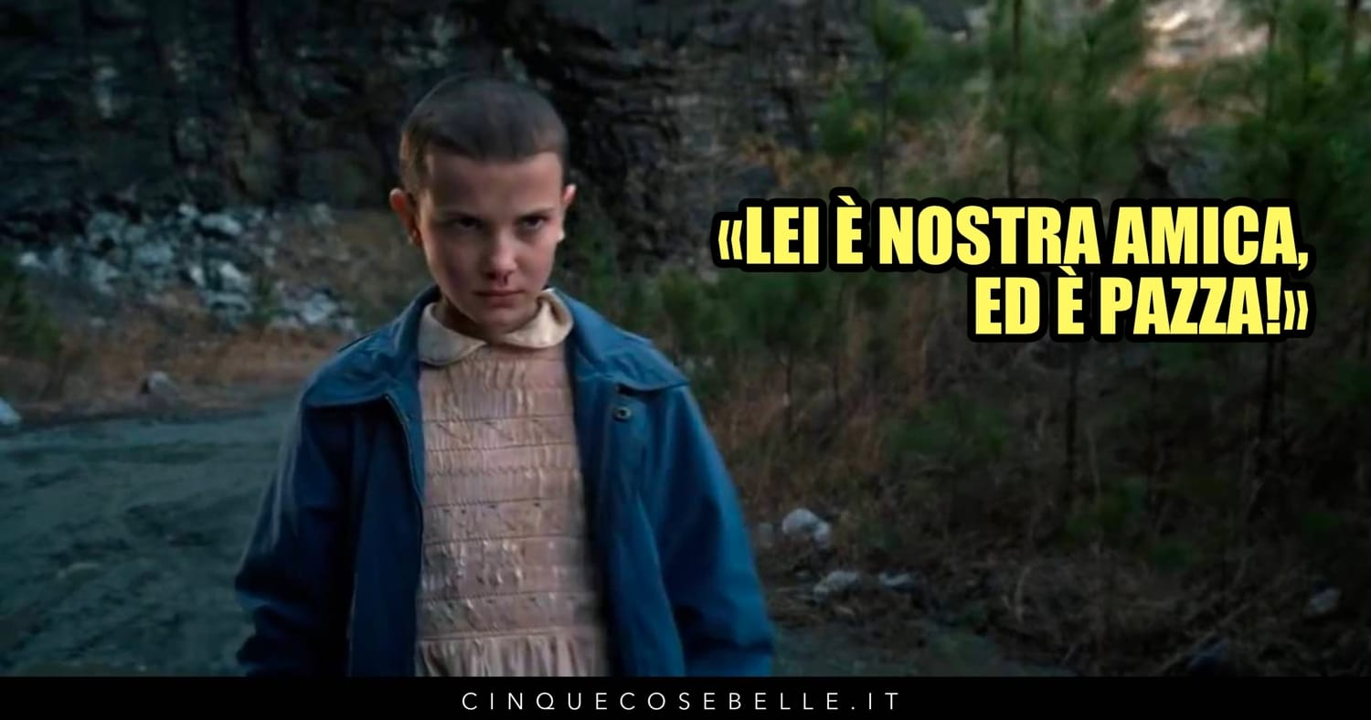 Undici di Stranger Things