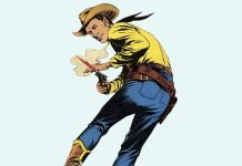 Alla scoperta dei segreti di Tex Willer