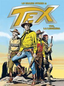 Tex nella collana di ristampe de La Repubblica