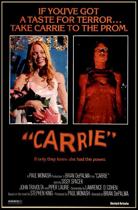Carrie di Brian De Palma