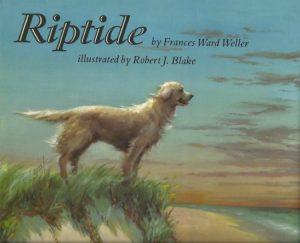 La copertina di Riptide di Frances Ward Weller