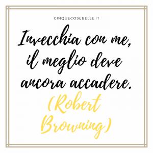 La frase di Robert Browning
