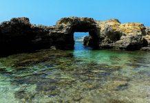 Lo splendido mare dell'isola di Kos