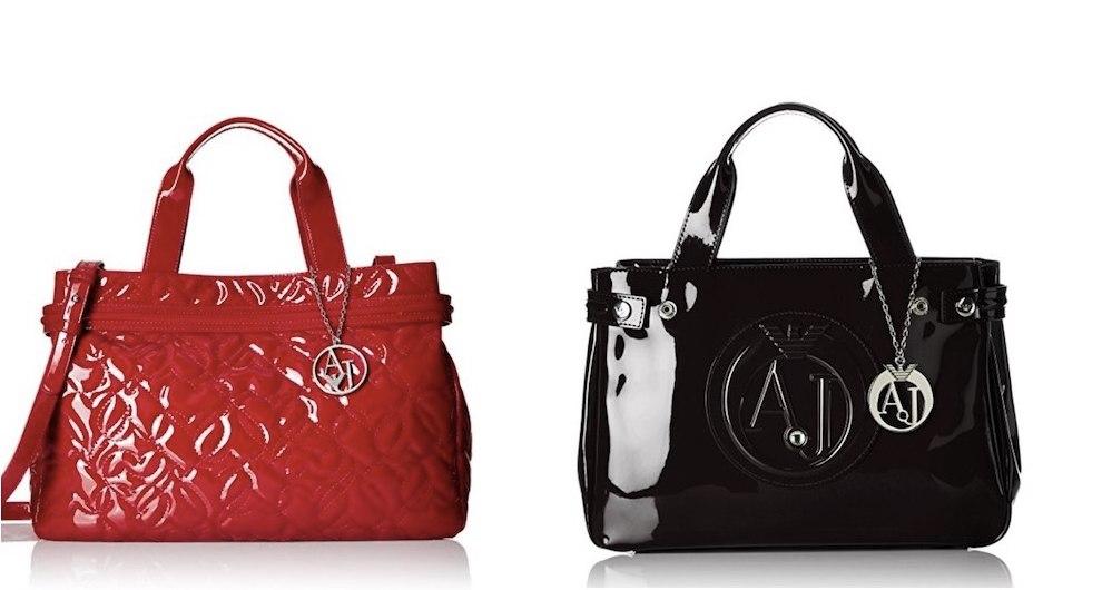 Le borse di Armani