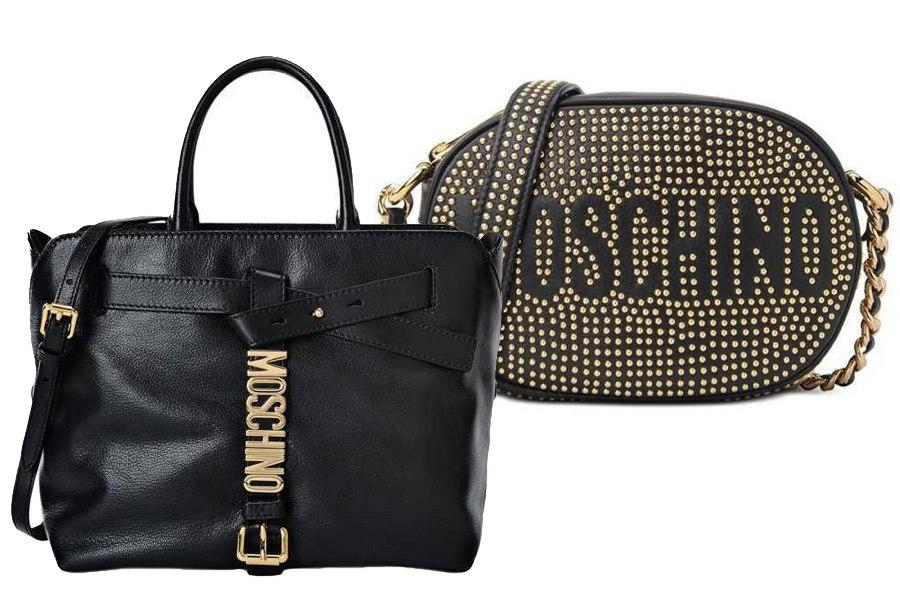 Le borse di Moschino