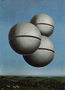 La voce dei venti di René Magritte