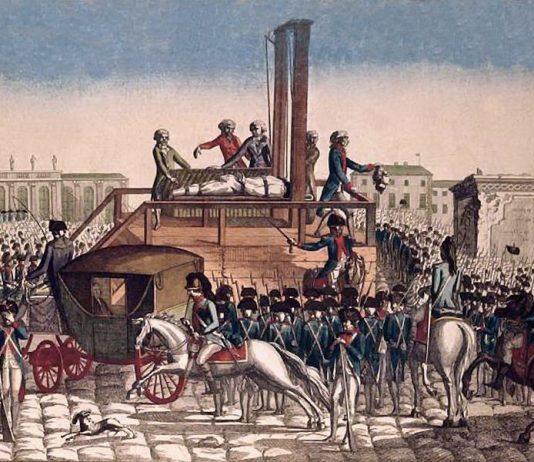 Il riassunto della Rivoluzione francese