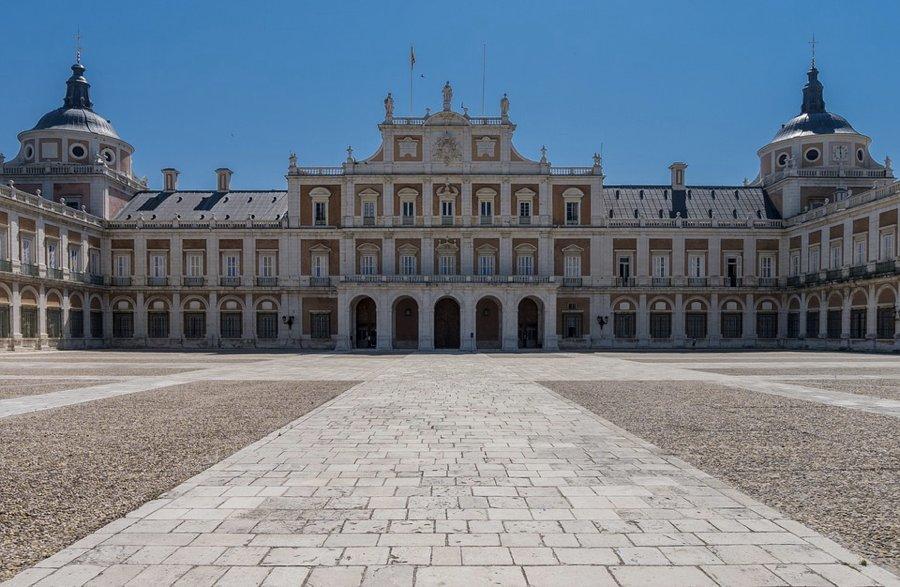 Il Palazzo Reale di Aranjuez