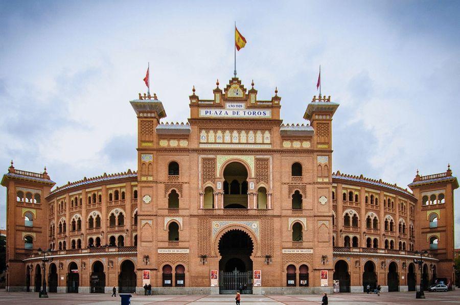 L'impianto di Las Ventas, a Madrid, prestigioso centro di corride