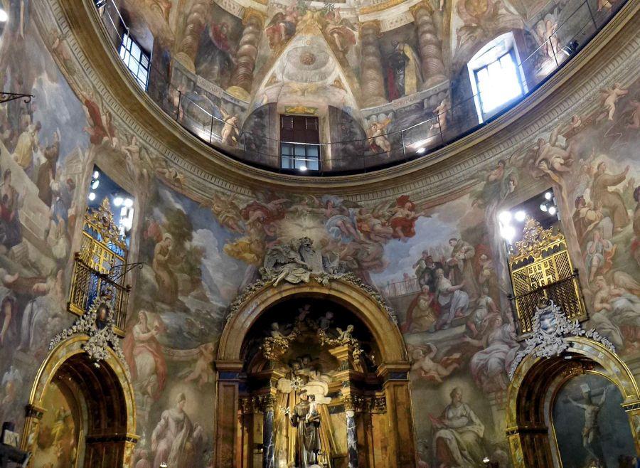 La Chiesa di San Antonio de los Alemanes a Madrid
