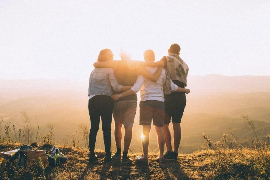 I vari tipi d'amicizia