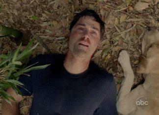 Jack nel finale di Lost