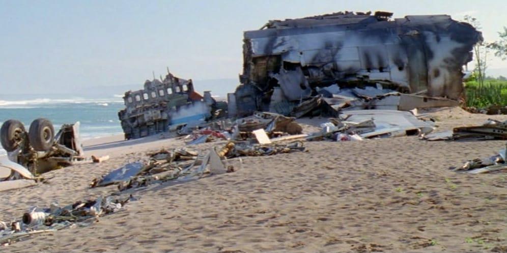Una delle immagini comparse dopo i titoli di coda di Lost