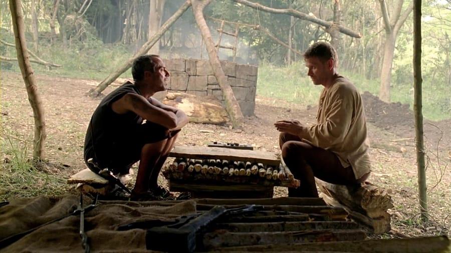 L'Uomo in Nero e Jacob