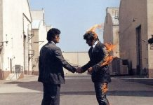 La foto di copertina di Wish You Were Here dei Pink Floyd