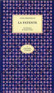 Un'edizione de La patente di Luigi Pirandello