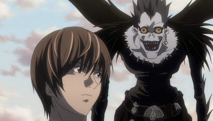 I protagonisti di Death Note