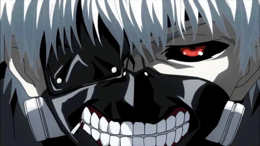 Il protagonista di Tokyo Ghoul