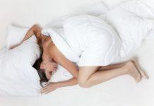 La stanchezza e la voglia di rimanere a letto