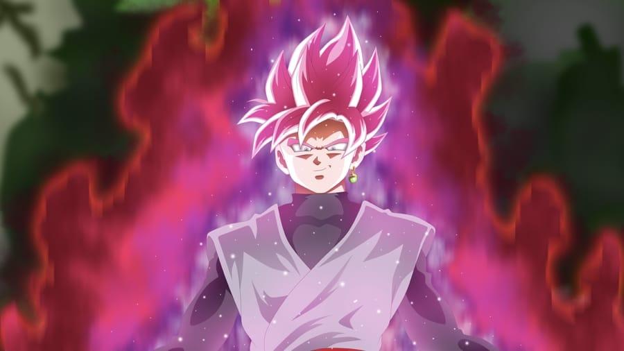 Le abilità di Black Goku
