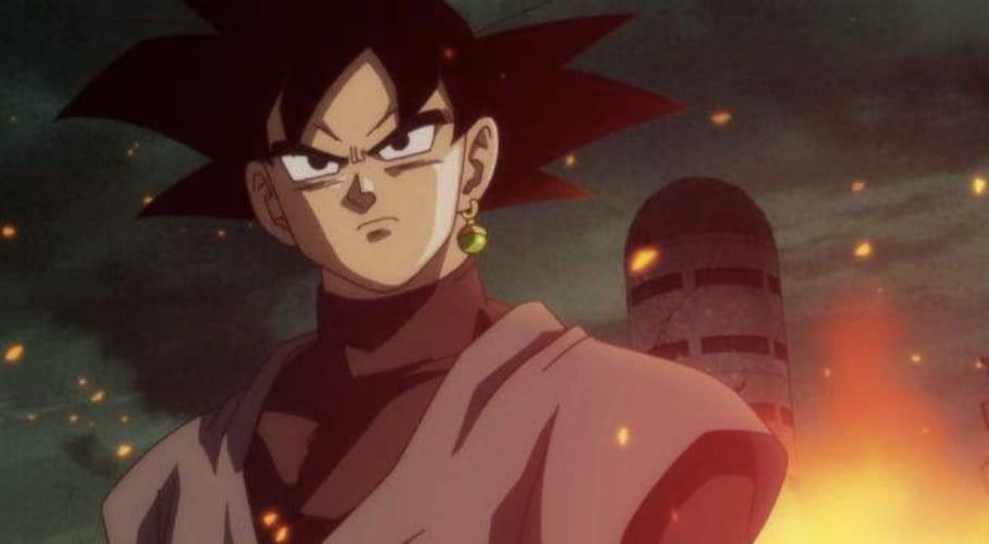L'antagonista di Dragon Ball Super in azione