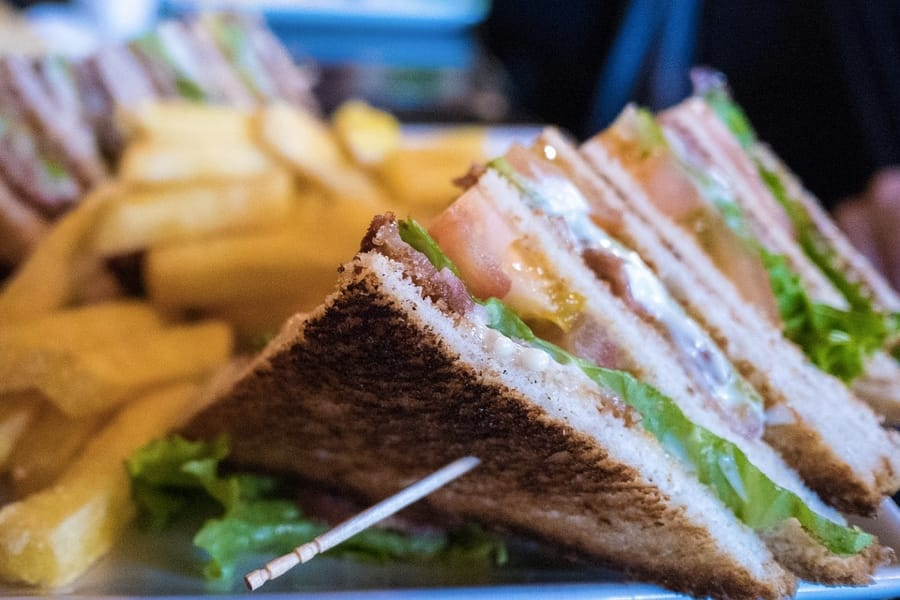 Alla scoperta del club sandwich