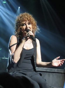 Fiorella Mannoia nel 2017