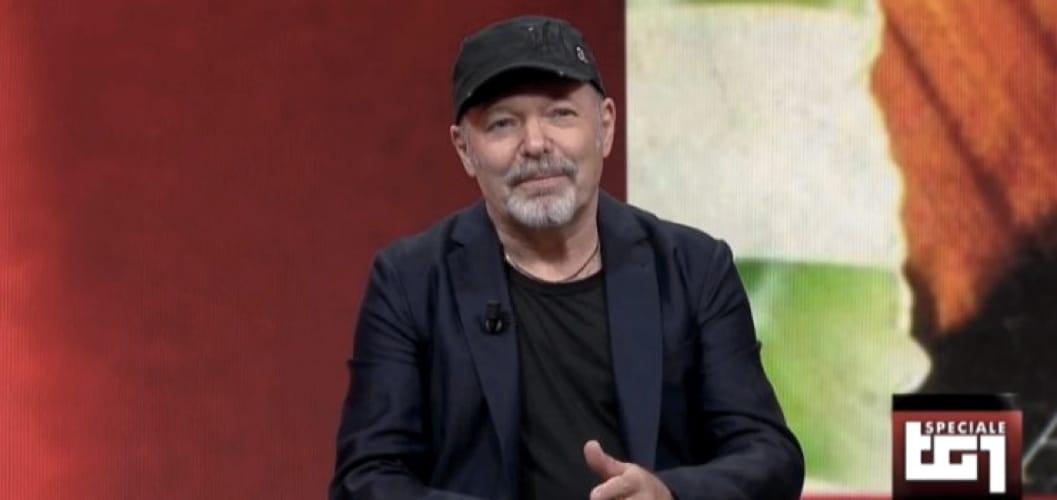Vasco Rossi intervistato da Vincenzo Mollica per lo Speciale TG1