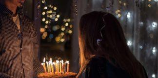 Gli auguri per il compleanno di un'amica