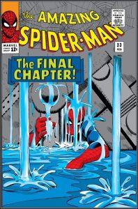 Il capitolo finale di Stan Lee e Steve Ditko