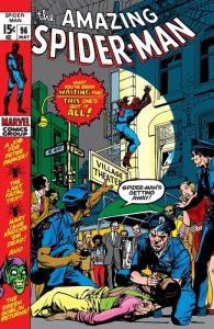 La Trilogia della droga, storia classica di Spider-Man