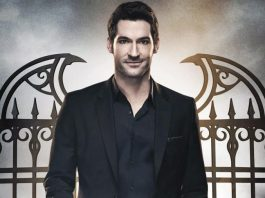 Tom Ellis, protagonista di Lucifer