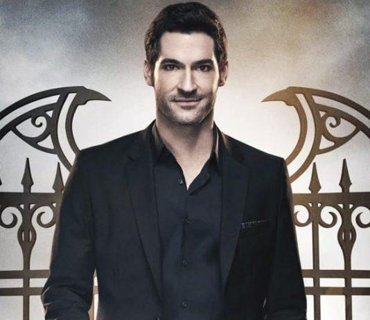 Tom Ellis, protagonista di Lucifer