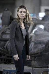 Lauren German, la protagonista femminile di Lucifer