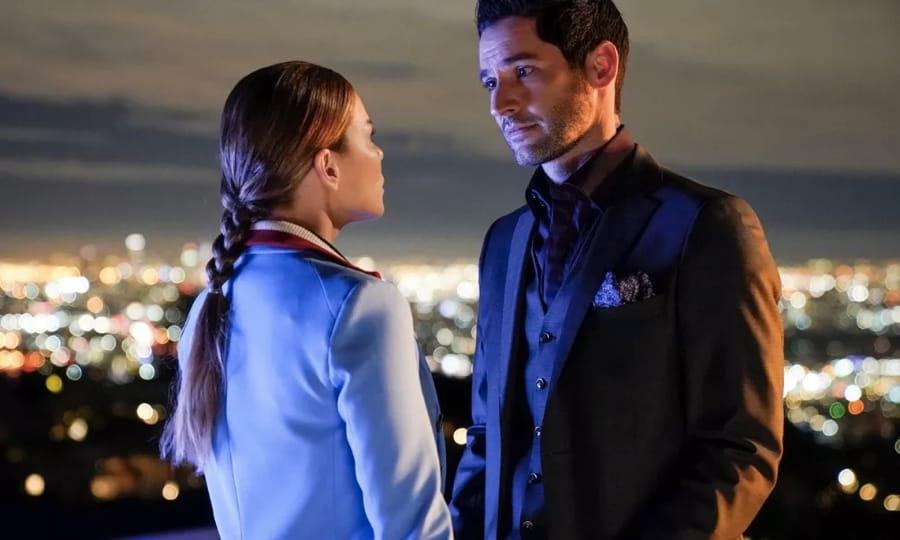 Lucifer e Chloe