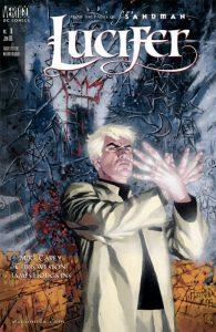 Il fumetto di Lucifer, edito dalla DC Comics nell'etichetta Vertigo