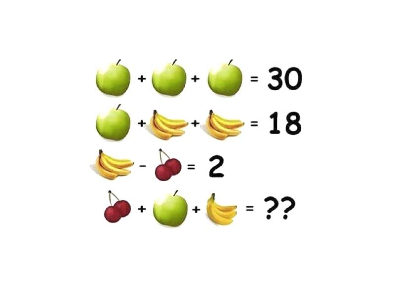 Un'equazione da risolvere